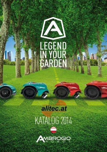 Ambrogio Rasenroboter - Legend In Your Garden