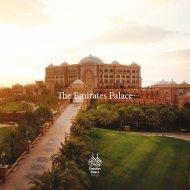 The Emirates Palace - Kempinski Hotels