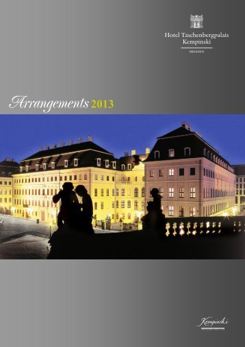 Packages & Special Offers 2013 - Kempinski Hotels