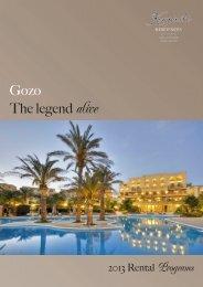 Brochure - Kempinski Hotels