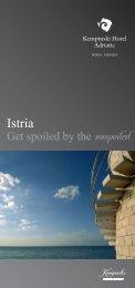 Istria - Kempinski Hotels