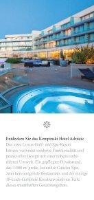 Istria - Kempinski Hotels - Seite 5