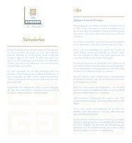 Spa Givenchy Brochure & Tarifs 2013 - Kempinski Hotels