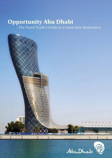 Opportunity Abu Dhabi - Visit Abu Dhabi