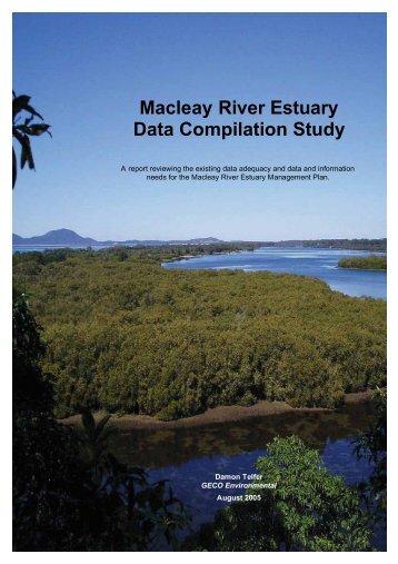 Macleay River Estuary Data Compilation Study - Kempsey Shire ...
