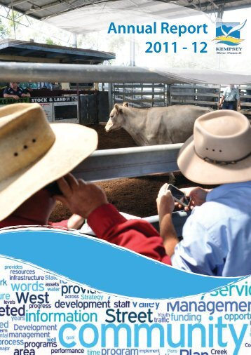 Kempsey Shire Council Annual Report 2011-2012 (PDF - 13.6 MB)