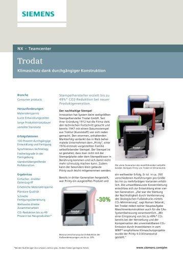 Trodat - Kemptner