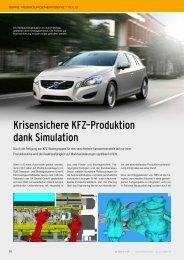 erschienen in x-Technik AUTOMATION 4/2012 - Kemptner