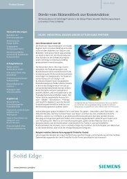 Solid Edge - Siemens PLM Software