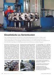 Einzelstücke zu Serienkosten - Siemens PLM Software