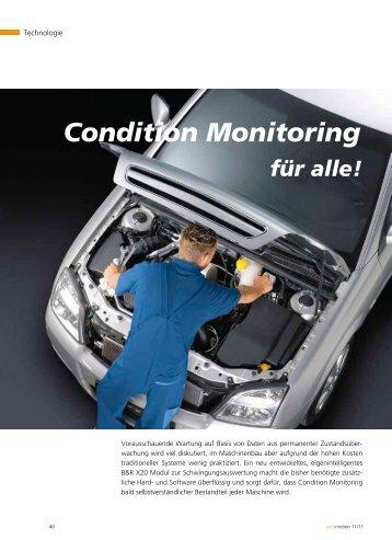 erschienen in Automotion 11/2011 - Kemptner