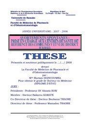 2007 - 2008 Présentée et soutenue publiquement le …/…/ 2008 ...