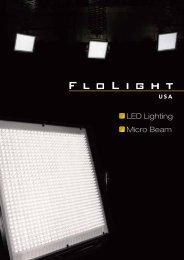 LED Lighting Micro Beam
