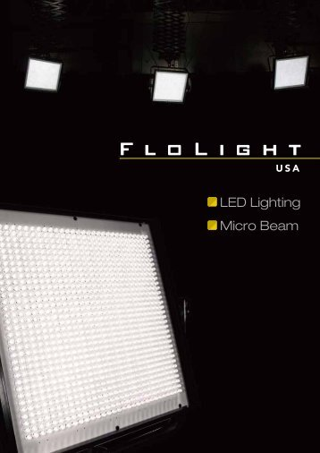 LED Lighting Micro Beam