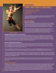 ong and dance ensemble shanghai