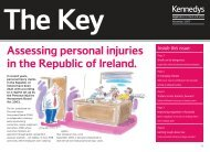 Download The Key - Autumn 2007 (PDF, 510KB). - Kennedys