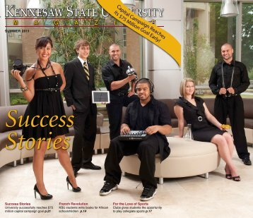 Success Stories - Kennesaw State University