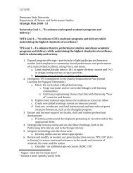 Strategic Plan - Kennesaw State University