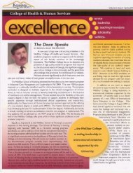 Volume 5, Issue 2 - Spring 2004 - Kennesaw State University