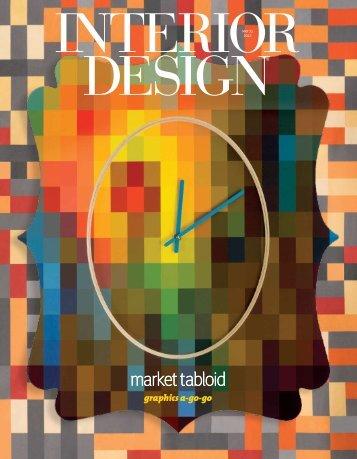 Interior Design Spring Market Tabloid 2013 - Kenneth Cobonpue