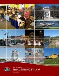 zoning by-law final - Kenora.ca