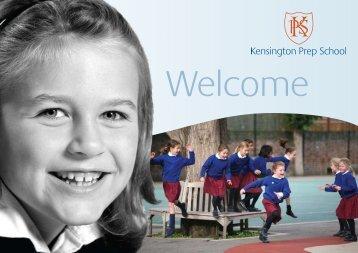 Kensington Prep School Prospectus - Kensington Prep - The Girls ...