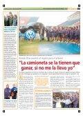 La camioneta se la tienen que ganar, si no me la llevo yo - Diario Hoy - Page 3