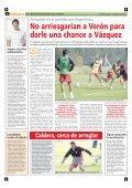 La camioneta se la tienen que ganar, si no me la llevo yo - Diario Hoy - Page 4