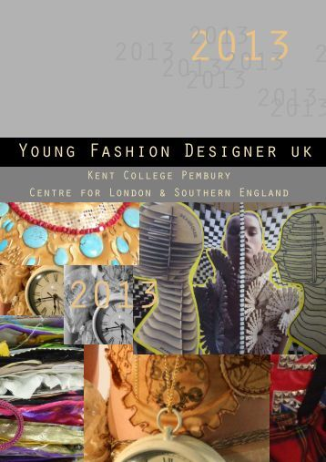 YFD UK Entry form brochure 2013 - Kent College Pembury