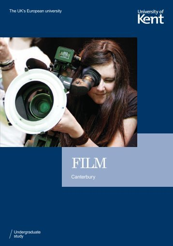 Film - University of Kent