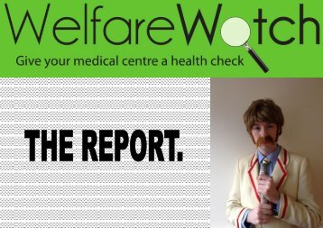 Patient Reference Group Survey - University of Kent