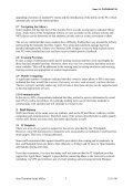 Actions resulting from the Student and Staff ... - University of Kent - Page 3
