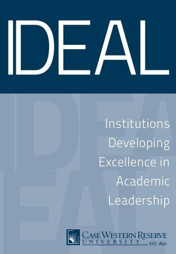 2011 brochure - Case Western Reserve University