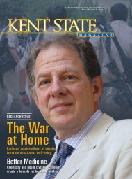 The War at Home The War at Home - Kent State University