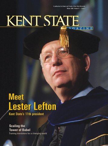 Lester Lefton Lester Lefton - Kent State University
