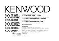 KDC-4090R - Kenwood