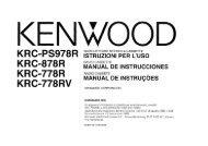 KRC-778R - Kenwood