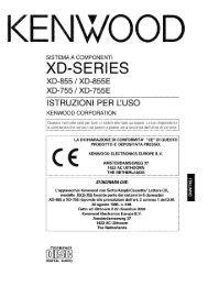 XD-755 - Kenwood