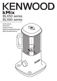 18336 Iss 4 BLX50 Multi A5 - Kenwood Limited