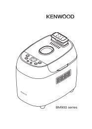 BM900 series - Kenwood