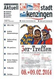 Ausgabe 06 2014 - Kenzingen