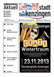 Ausgabe 47 2013 - Kenzingen