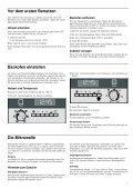 SIEMENS Backofen u. Mikrowelle (Küche) - deutsch - Seite 7