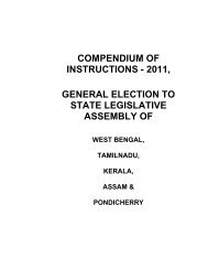 compendium of instructions - Government of Kerala