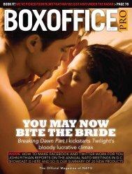 BoxOffice® Pro - November 2011
