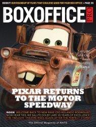 BoxOffice® Pro - June 011