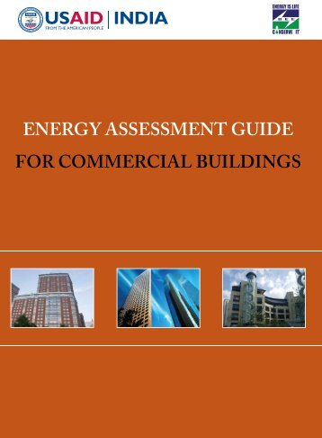 energy assessment guide for commercial buildings - ECO-III