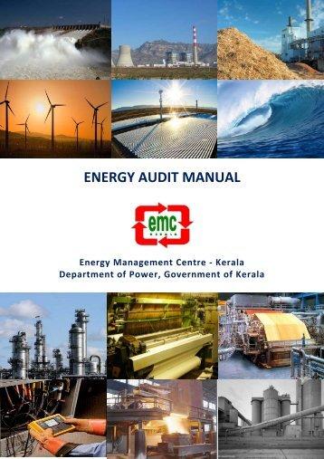 Energy Audit Manual - Kerala - Energy Management Centre Kerala
