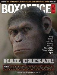 BoxOffice® Pro - August 2011