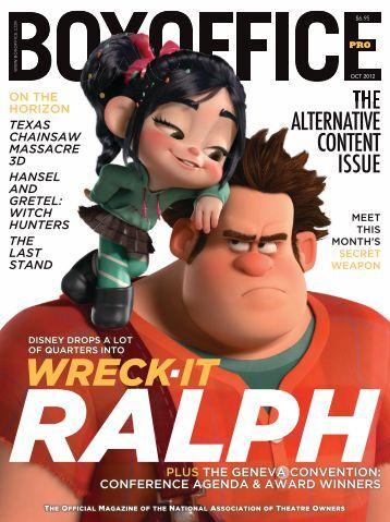 BoxOffice® Pro - October 2012